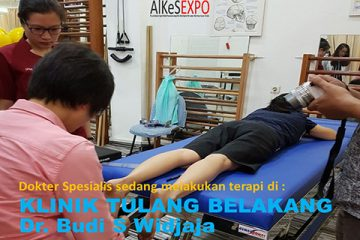 Klinik Tulang Belakang Dr Budi S Widjaja