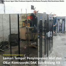 Produsen dan Distributor Resmi Lemari Alokon DAK BKKBN 2018