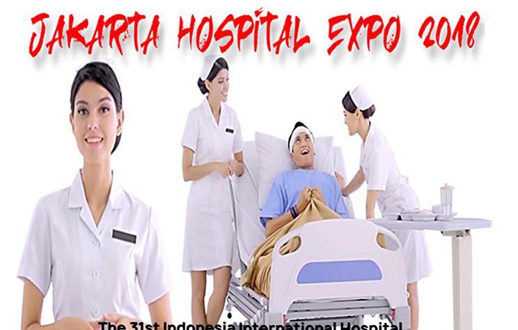 Jakarta Hospital Expo 17-20 Oktober 2018 - ALKeS EXPo JaKaRTa - SuRaBaYa - MaKaSSaR - MeDaN
