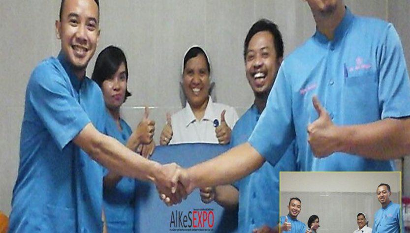 Pengadaan Kursi Donor Darah RS Budi Rahayu Pekalongan oleh Aqsha Medika Groups 2018
