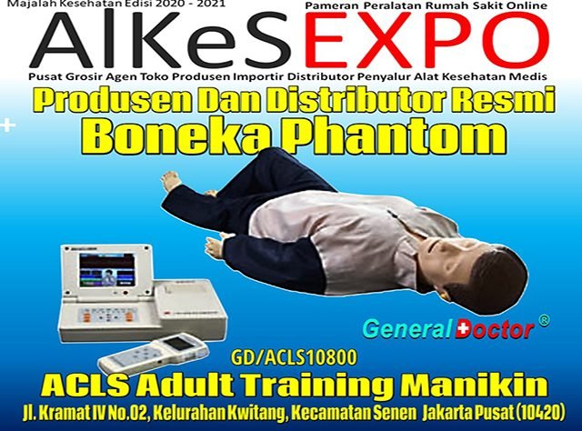 Phantom GD-ACLS10800 ACLS Adult Training Manikin